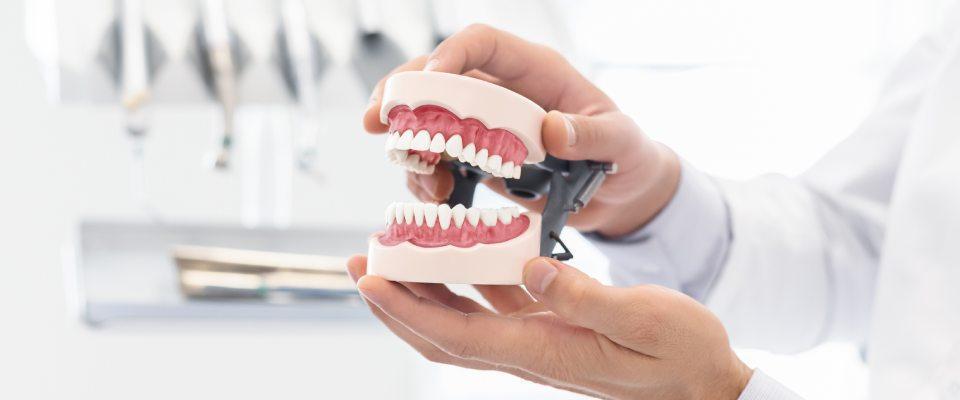 proteza zębów