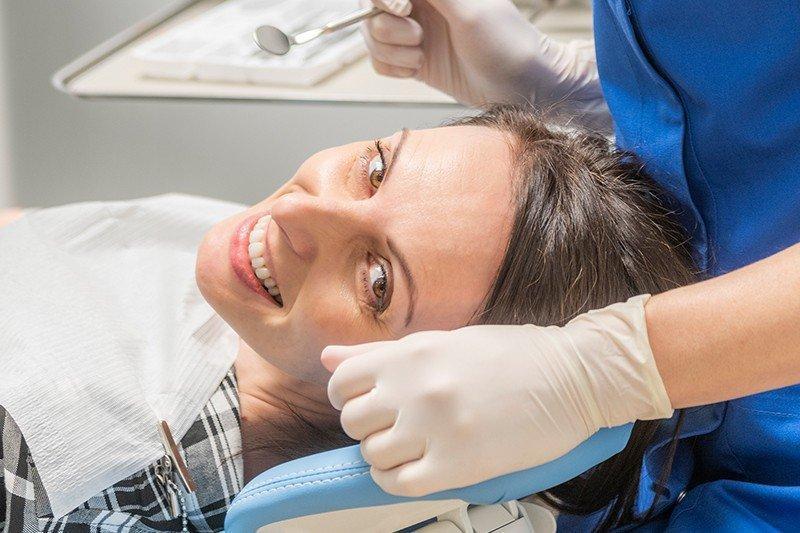 profilaktyczne badanie zębów